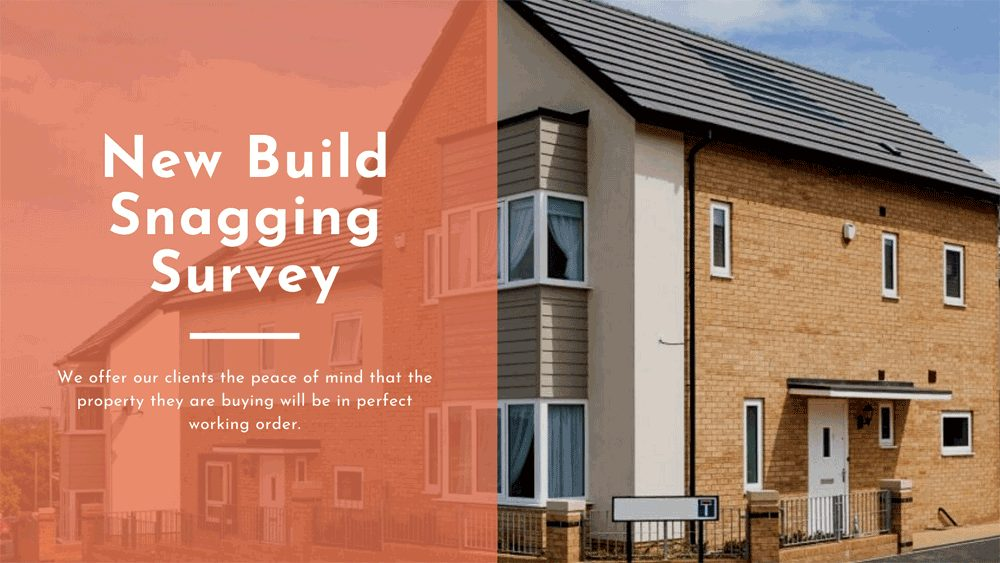 new build snagging survey service from Lively Professional Services