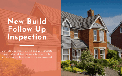 New Build Inspection | Follow Up Visit