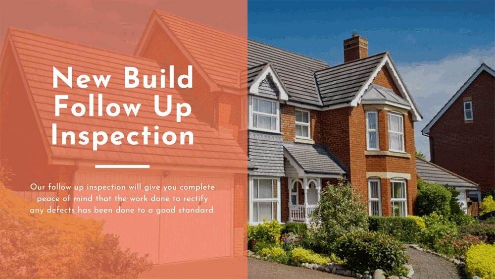 New Build Follow Up Inspection Lively Professional Services